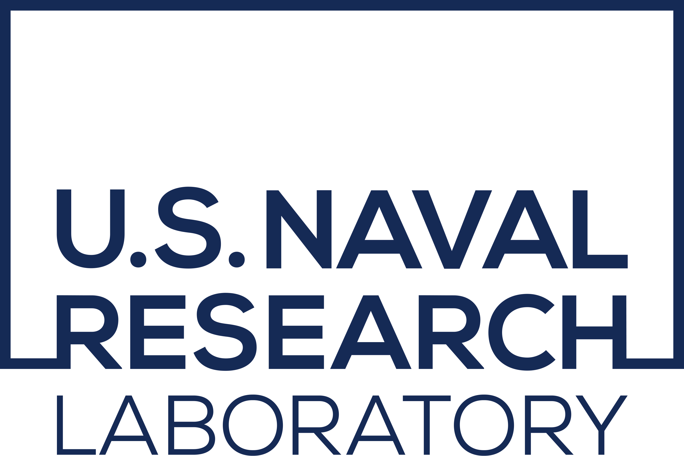 U.S. Naval Research Labs Logo